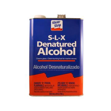 just some harmless denatured alcohol,