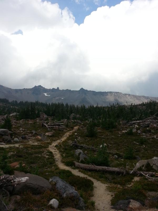 pacific crest trail 3168