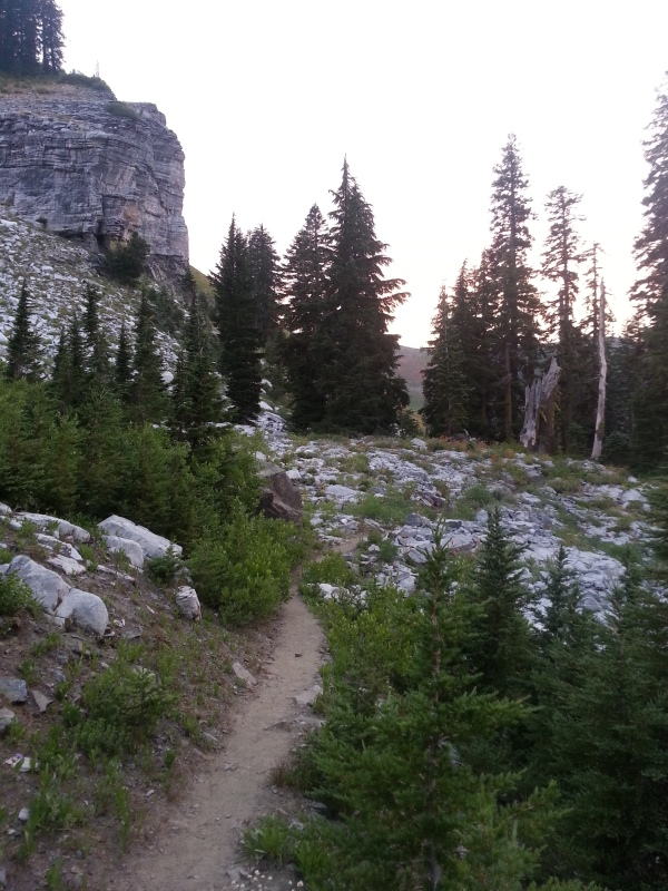 pacific crest trail 512