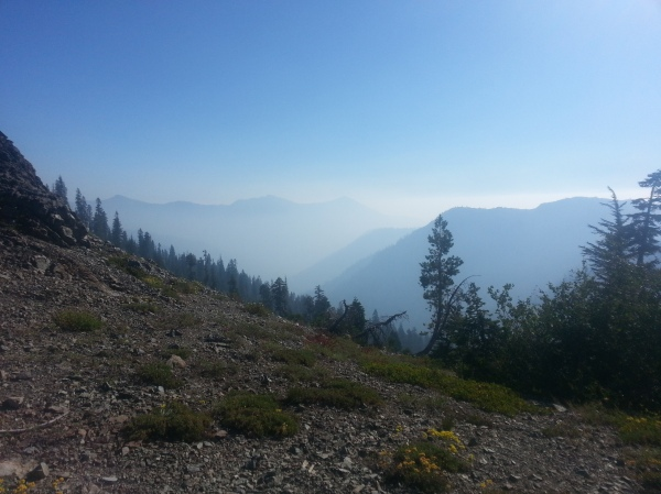 pacific crest trail 531