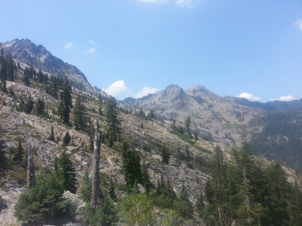 pacific crest trail 535