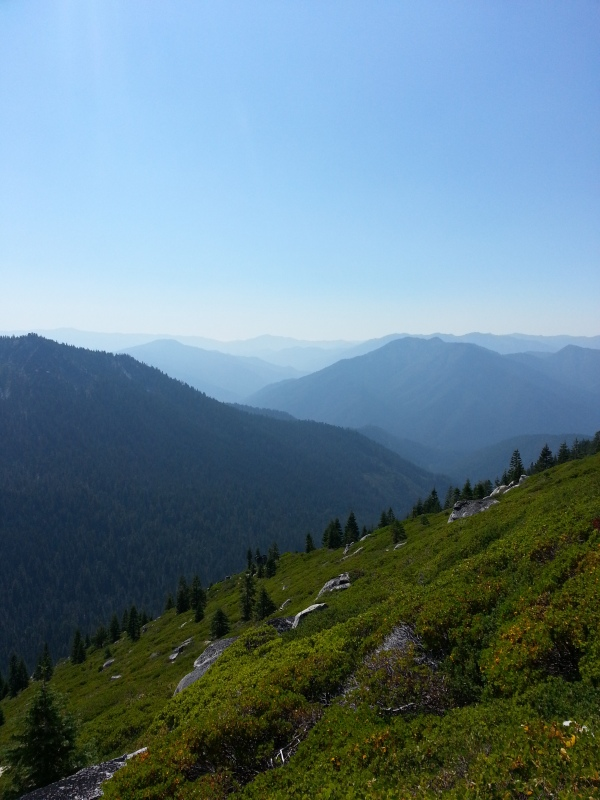 pacific crest trail 585