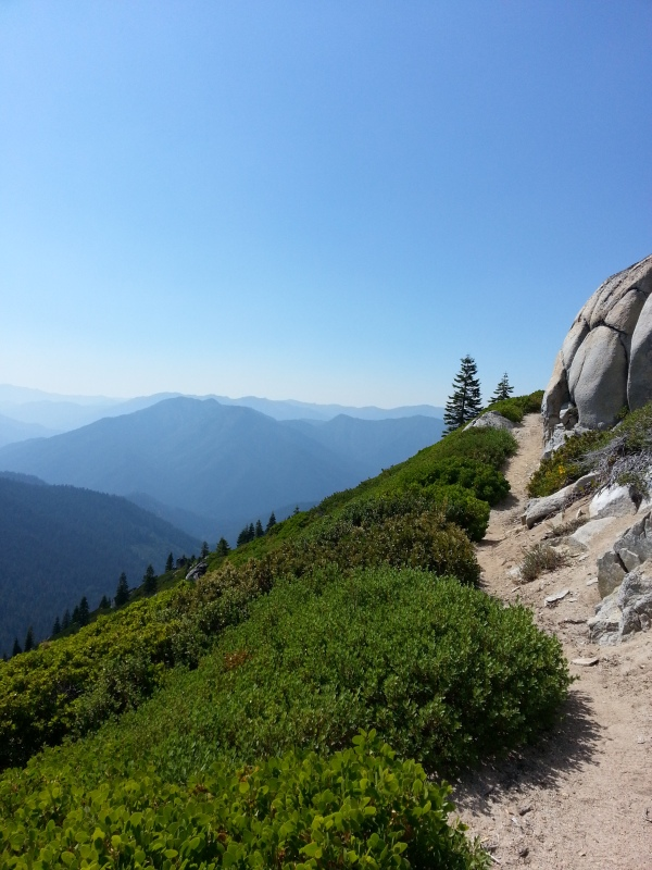 pacific crest trail 589