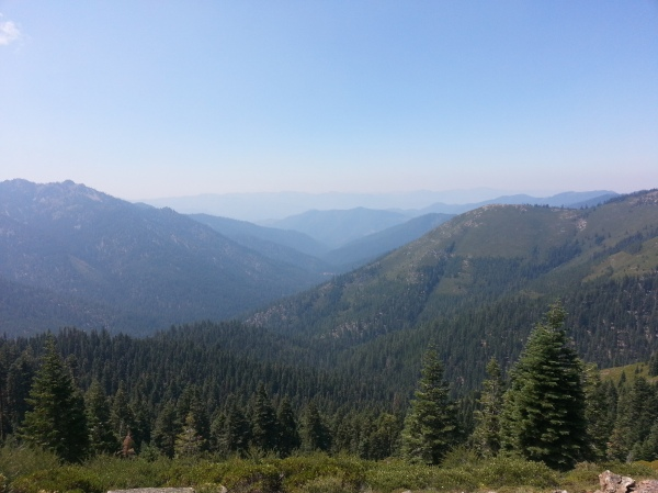 pacific crest trail 602