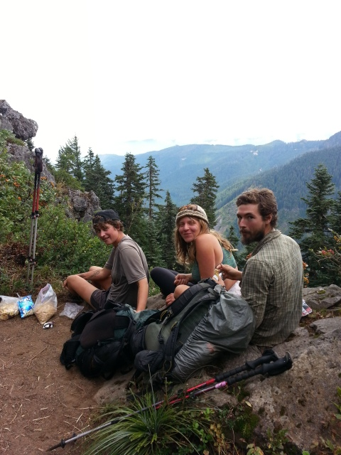 pacific crest trail 3397