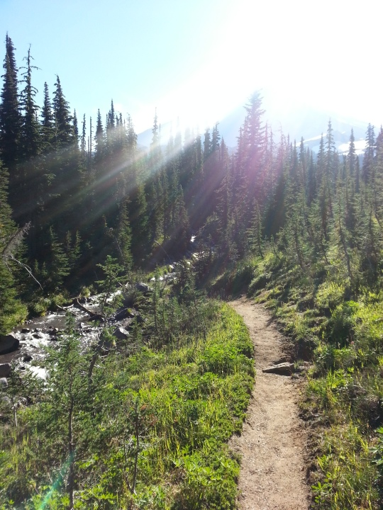 pacific crest trail 3600