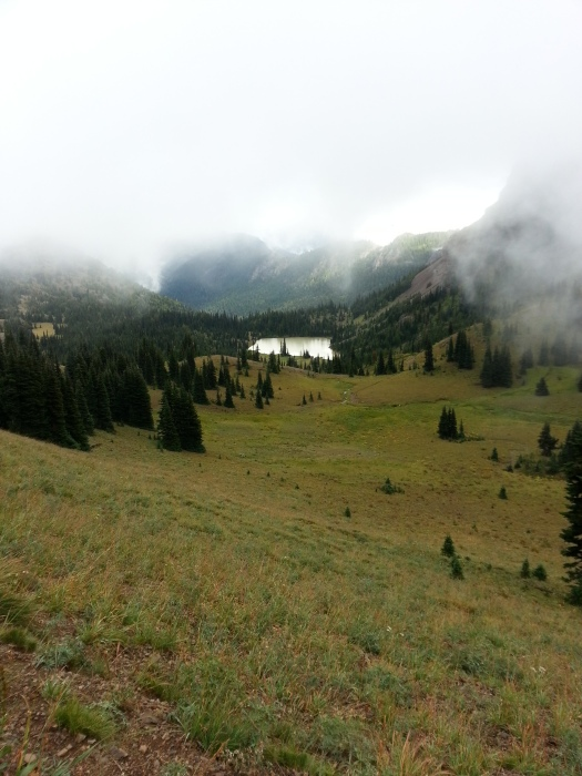 pacific crest trail 3750