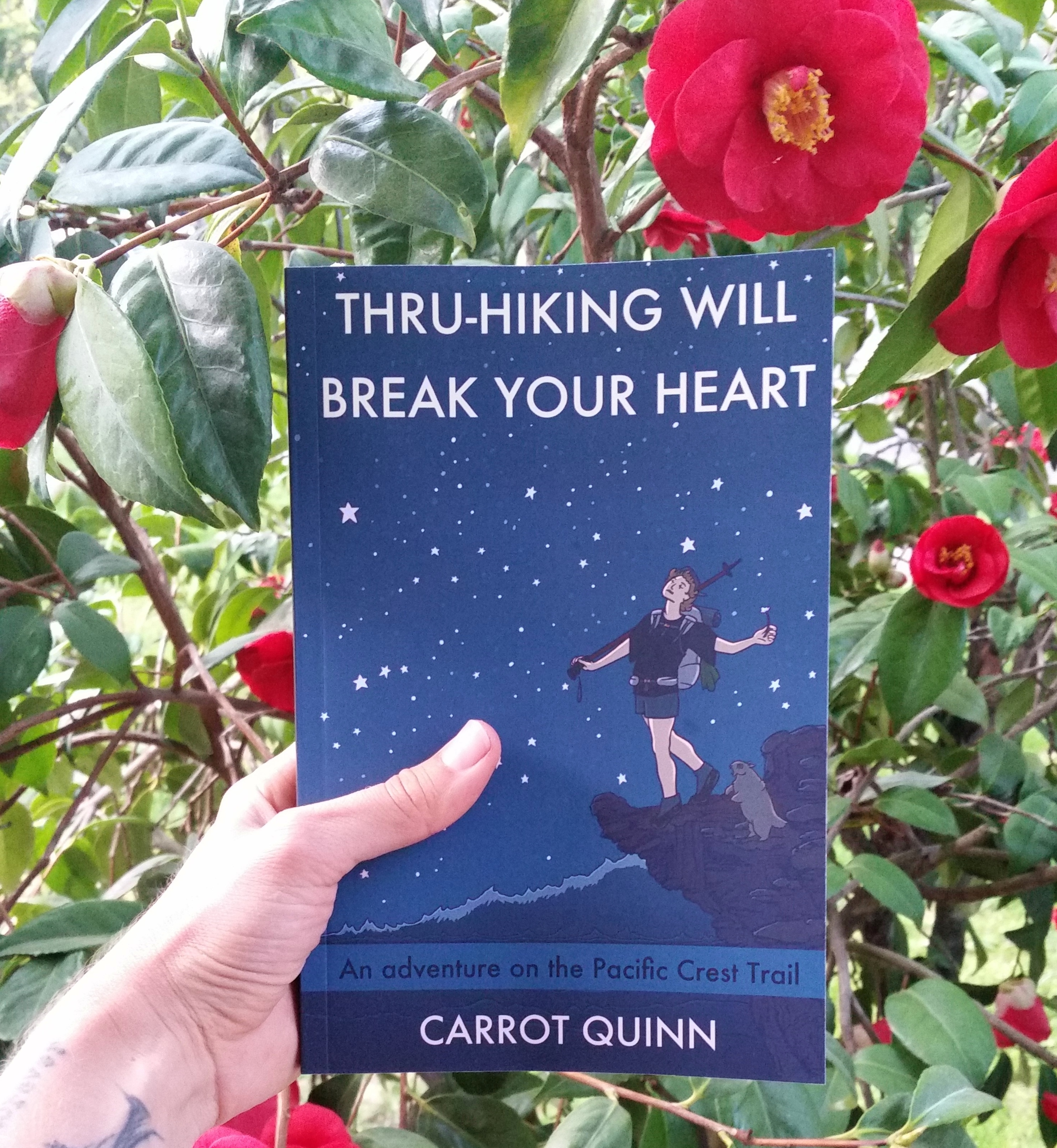 My Book Thru Hiking Will Break Your Heart Is Now Available In Paperback